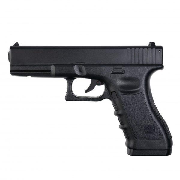 Pistola CO2 Stinger G17