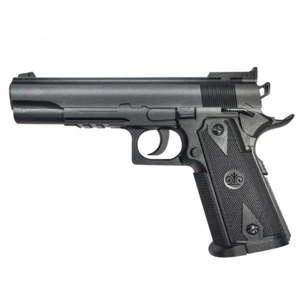 Pistola CO2 Stinger Black 1911