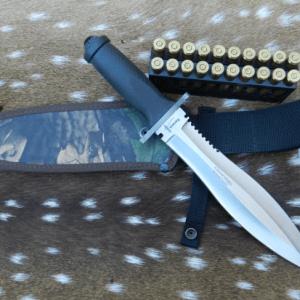 Cuchillo Yarará Chanchero Madera