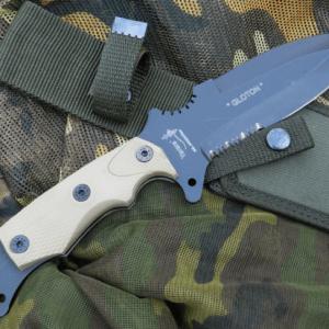 Cuchillo Yarará Glotón