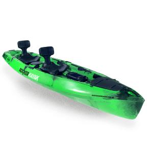 Kayak Rocker Mirage Pesquero- 3 personas